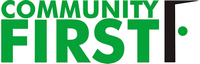 Community First Logo