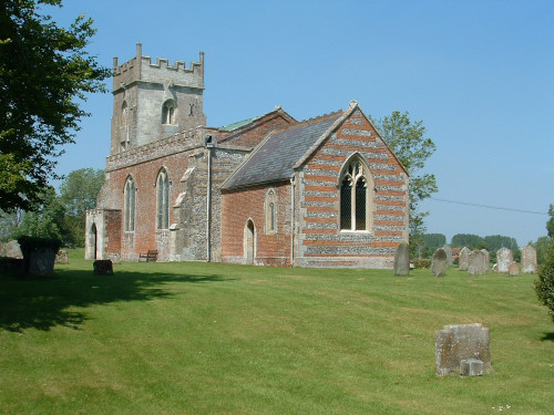 St Mathew's Church, Rushall